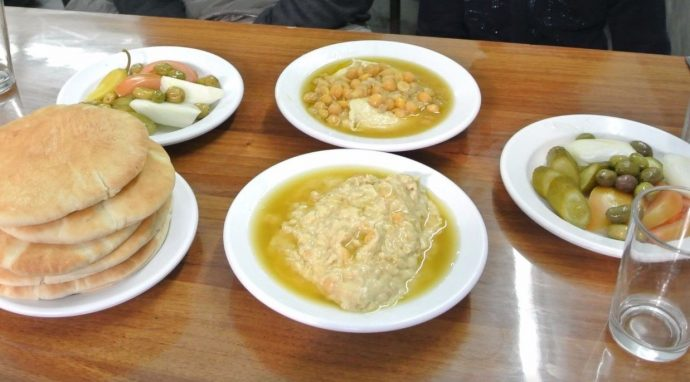 The Best Hummus in Akko and Northern Israel!