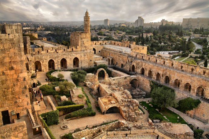 Tower of David Magnificent View