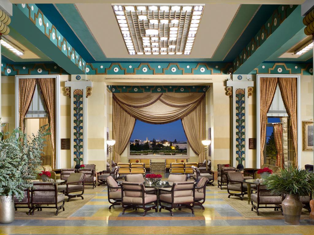 King David's lobby