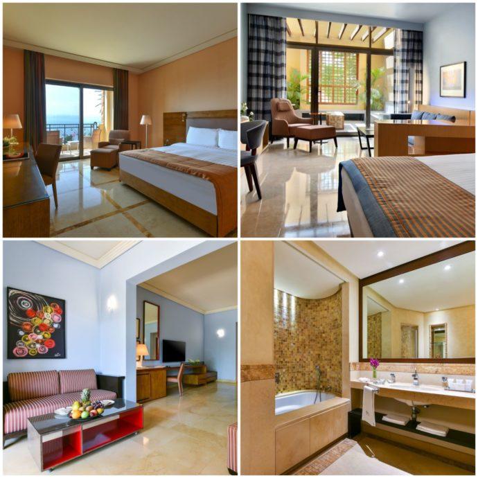 Rooms at Kempinski Ishtar