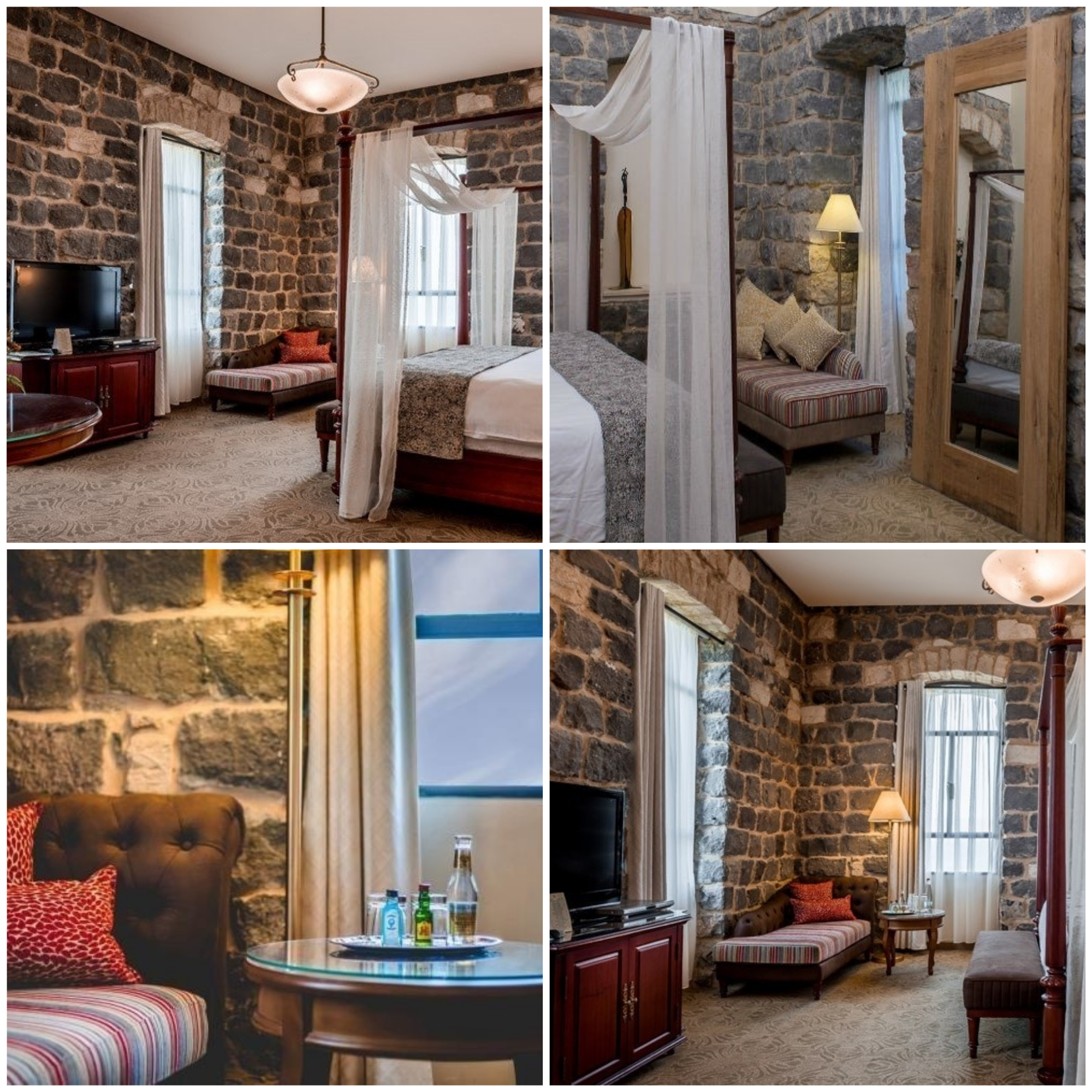 Bedroom, The Scots Hotel