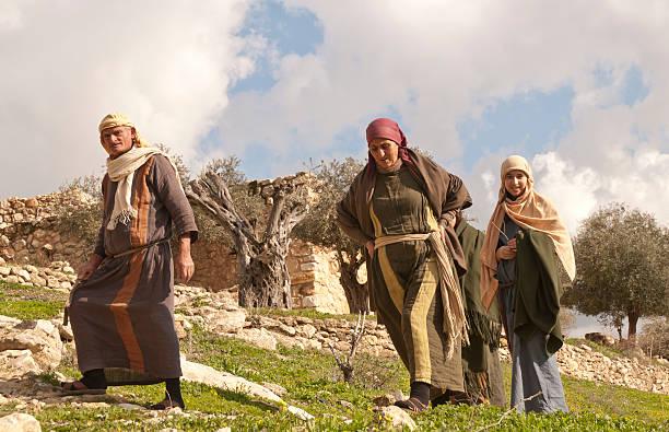 Actors at Nazareth Village
