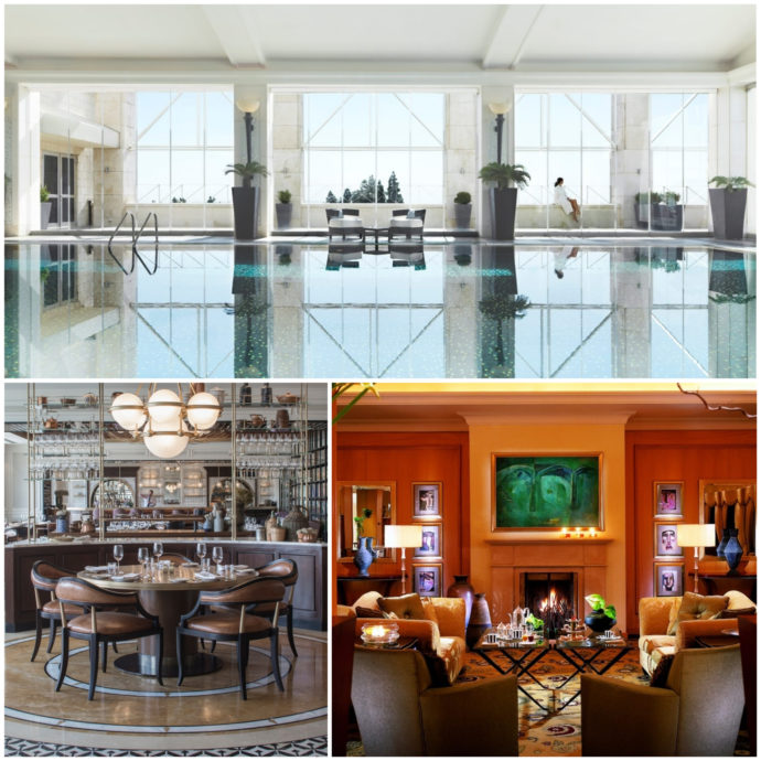 Four Seasons Hotel, Amman, Jordan: beautiful, calm and convenient.