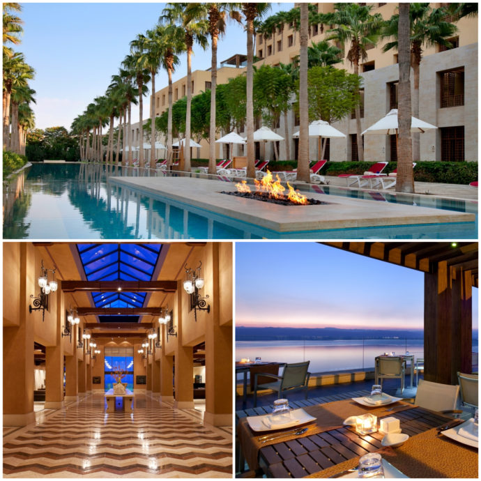 Kempinski Ishtar is the best luxury hotel around the Dead Sea in Jordan