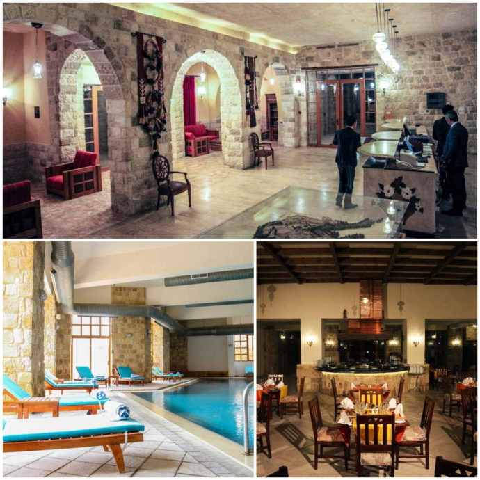 Old Village Resort in Petra made it to our best luxury hotels in Jordan list due to its wonderful rooms and staff.