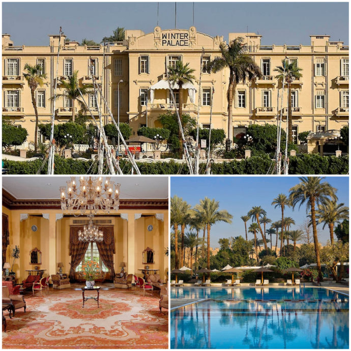 Sofitel Winter Palace in Luxor is a true oasis, in and out.