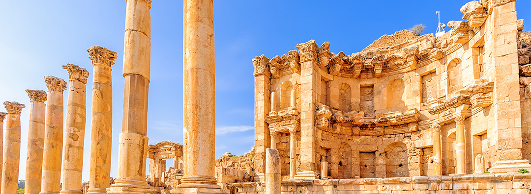 Israel Jewish Heritage Tour with Jordan and Egypt 17 Days