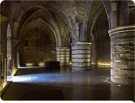 Acre Knights Halls