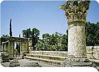 Cafarnao La Sinagoga di Pietro