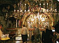 Santo Sepolcro  di Gerusalemme